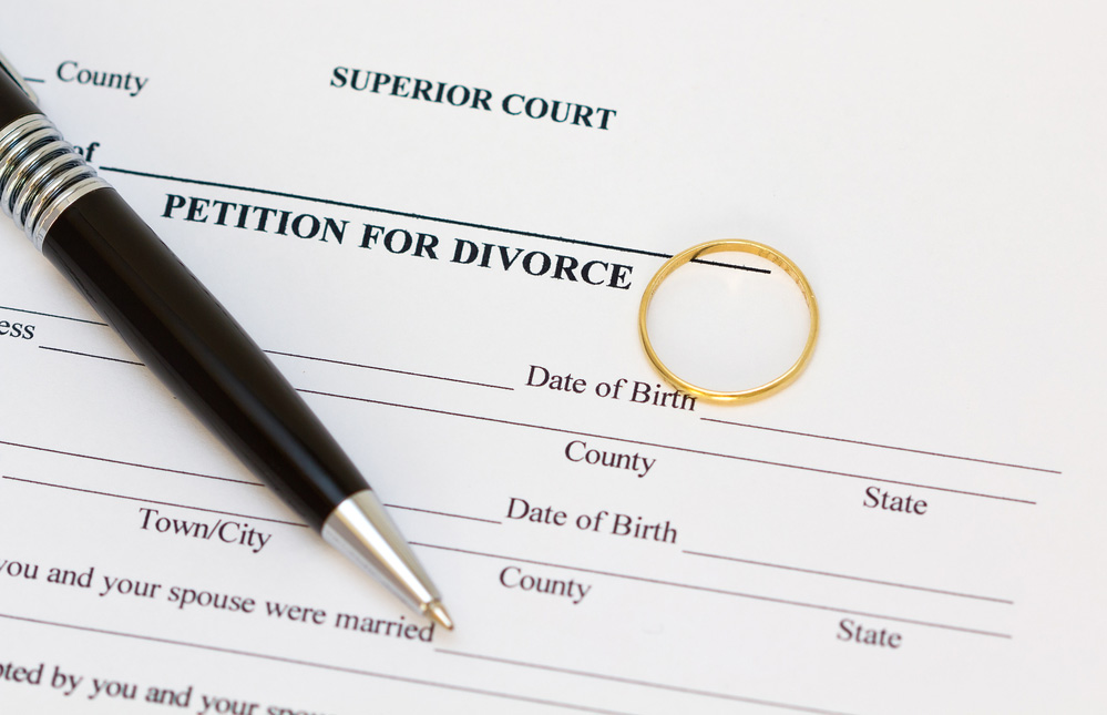 Simple Divorce in Florida Papers